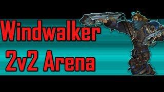Windwalker Monk 2v2 Arena #1