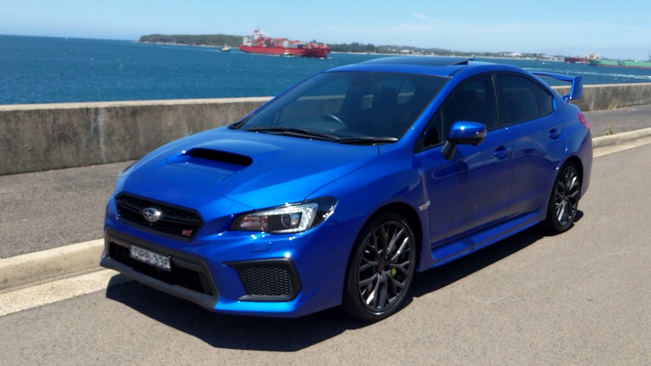 2018 Wrx Sti Performance Hard To Drive Fast Downpipe Decisions Motivation Action