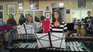 Slavonic Dance No. 8 in G Minor: Mallet Maniacs Community Percussion Ensemble