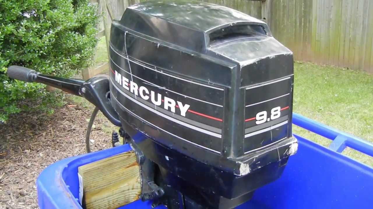 mercury outboard 9 8 hp [ 1280 x 720 Pixel ]