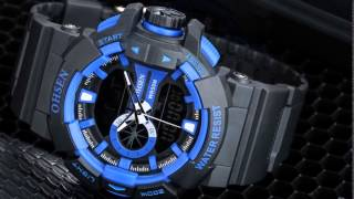 Watches For Men 2015 New Sports watches online OHSEN BRAND AD1505