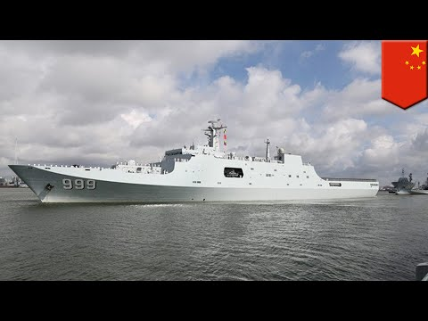 China creates first overseas military base in Djibouti, says it's not expanding military - TomoNews