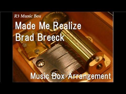 """Made Me Realize/Brad Breeck [Music Box] (""""Gravity Falls"""" OP)"""