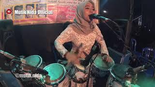 Download Lagu FERSI BARU😂..  KANGEN SUARANE (CAK PERCIL) MUTIK NIDA RATU KENDANG LIVE ELYA KUDUS mp3