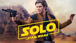 Hot Toys Solo: A Star Wars Story - 1/6th scale Han Solo Collectible Figure
