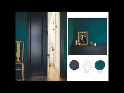 Partner Spotlight - Benjamin Moore 2019 Color Trends - 10.17.2018
