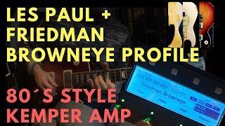 80s Style - Kemper Amp Profiler