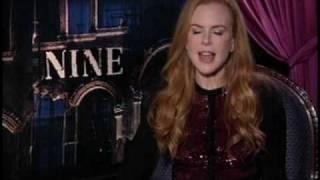 NINE Interviews -- Nicole Kidman, Fergie, Penelope Cruz, Kate Hudson, Sophia Loren & more!