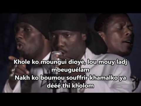 Bideew bou Bess  Belle  Version Lyrics