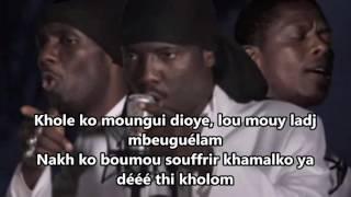 Bideew bou Bess -- Belle -- Version Lyrics