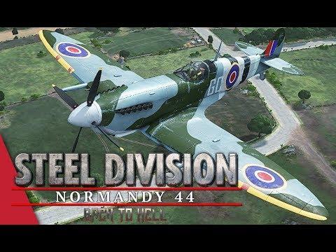 3rd APT Round 1! Steel Division: Normandy 44 - Tarsh IV vs Nicholas Fricke (Côte 112, 1v1)