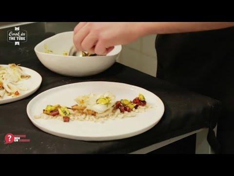 Recette  Aile de raie au chorizo , Alexis Top Chef