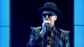 Pet Shop Boys - Did You See Me Coming? (live) 2009 [HD]