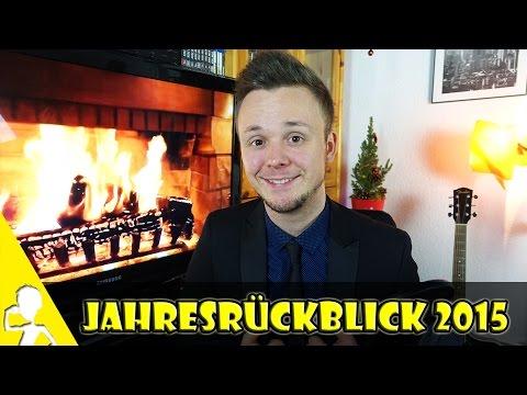 Jahresrückblick 2015 ★ End Of Year Review 2015 | German Rant #17 ★ Get Germanized