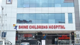 Fire Accident in Shine Children Hospital ICU at LB Nagar in Hyderabad || Sakshi TV