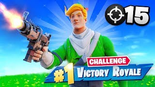 Victory Royale But it's Skill Based Matchmaking (Challenge)