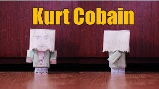 Kurt Cobain =Look What My Friend Did=
