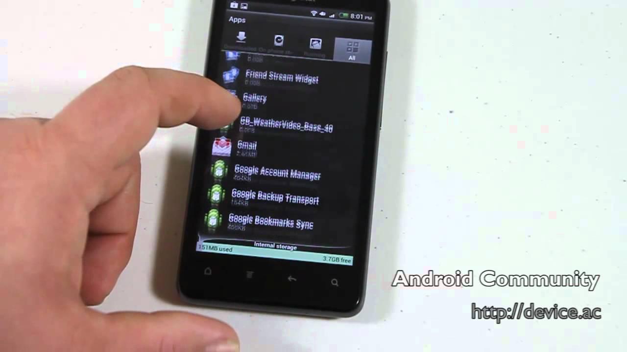 854b6e5b282 HTC Vivid gets Ice Cream Sandwich
