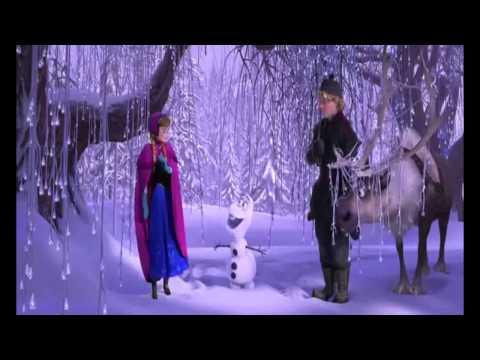 трейлер мультфильма - Официальный трейлер мультфильма Холодное сердце на английском языке.