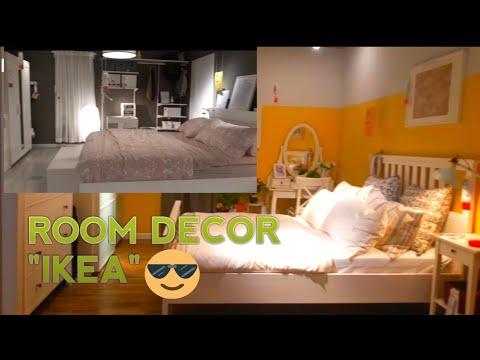 "dekorasi kamar minimalis ala ""ikea"" - youtube"