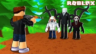 DESTRUYE TO ROBLOX'S MOST POWERFUL MONSTERS !