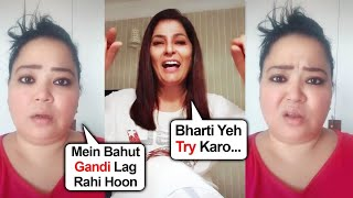 Comedian Bharti Singh Gets HELP From Archana Puran Singh In Lockdown | The Kapil Sharma Show