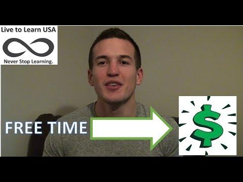 Side Hustle Ideas: Turn Your Free Time into Cash #SideHustle