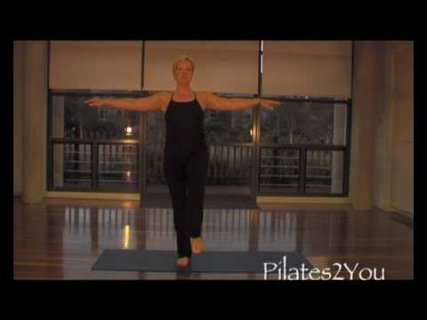 Pilates2You Vertical Pilates Sequence