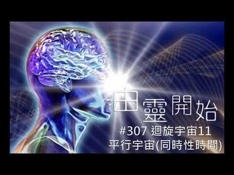 由靈開始 第307集A - 迴旋宇宙11(同時性時間)