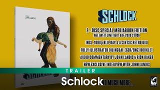 Schlock - Limited Mediabook Blu-ray Edition (Trailer English)