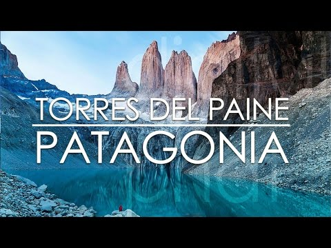 Torres del Paine Patagonia by car from El Calafate