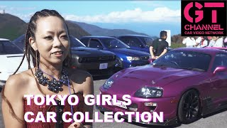video thumbnail of Meet the Girls from the Tokyo Girls Car Collection