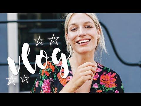 Fashion videos draaien, lunchen met Rens Kroes en naar Ibiza vlog • WEEKVLOG #38 • YARA MICHELS