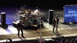ZZ Top On Stage In Russia Moscow Crocus City Hall 16 July 2012 Full Concert