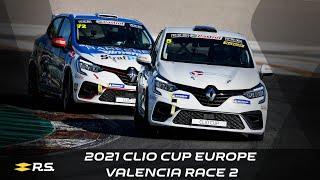 2021 Clio Cup Europe - Valencia Race 2