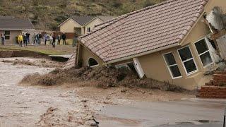 Наводнение в Сочи 25 июня 2015г.   Кудепста, Адлер, Хоста Flooding in Sochi  HD