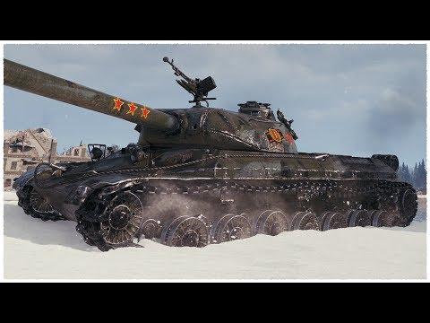 WZ-111 5A • Incredible Damage • WoT Gameplay