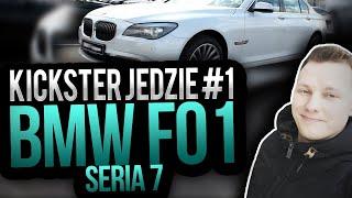 BMW F01 (Seria 7) - Kickster jedzie #6