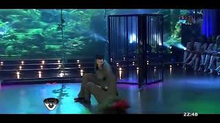 Repeat youtube video Paula Chaves Strip Dance Bailando por un Sueño 2011