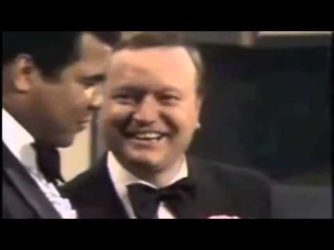 Bert Newton and  Muhammad Ali
