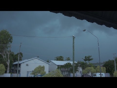 We Had A Bit Of A Storm In Townsville