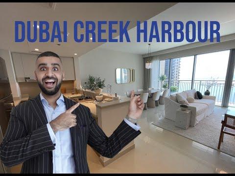 Dubai Creek Harbour Vlog #2