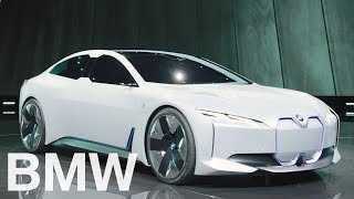 BMW at the IAA 2017. Highlights - including the BMW i Vision Dynamics.