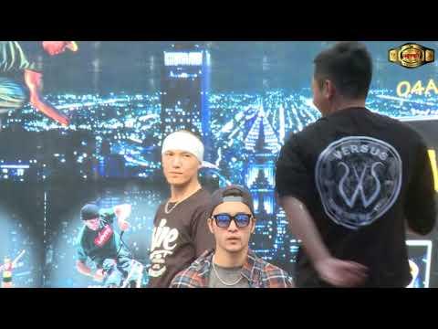 Giller Battle – Floor SQuad   Top 16 Hipfest Asean