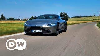 Automobiles Raubtier: Aston Martin Vantage   DW Deutsch