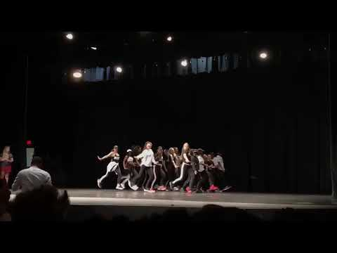 Troy University 2018 Step Tease- Troy Dance Theatre