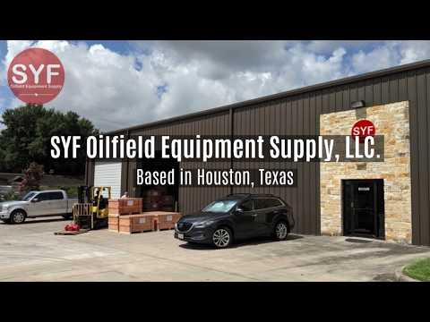 SYF Oilfield Equipment Supply   Introduction