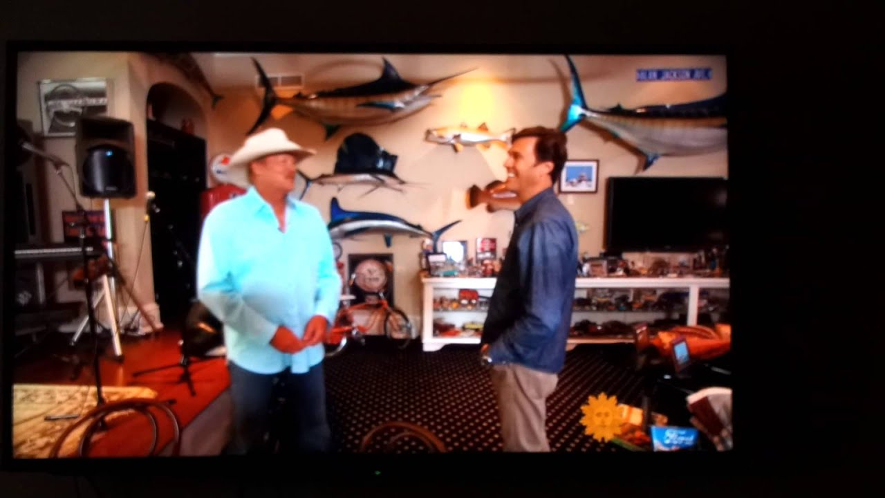 Alan Jackson CBS Sunday Morning Interview - YouTube