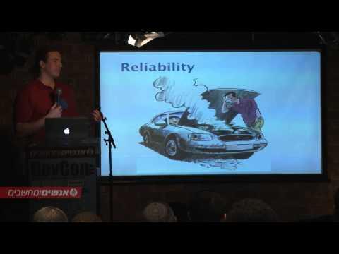 Damien Katz @ DevconTLV: The Best Programming Language