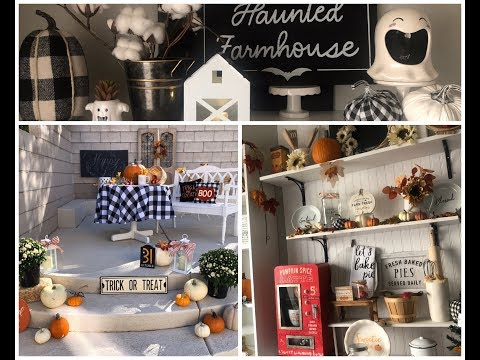 DECORATE FOR FALL WITH ME 2019 FALL DECOR IDEAS